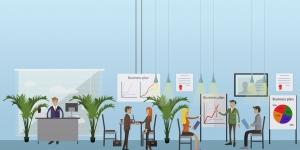 Solutions innovantes pour mieux travailler en espaces dynamiques