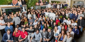 Startups, benefit from 2 years of incubation in Paris with Le Village by CA & ENGIE