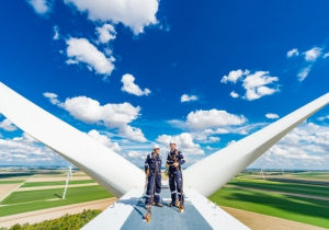 Call for projects: in-depth inspection of wind turbine blades