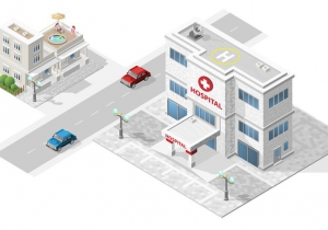 Helping the evolution towards the smart hospitals of the future