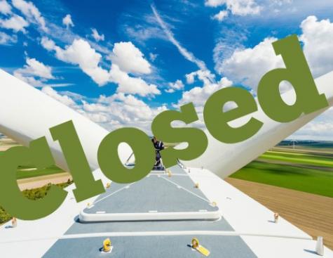 Réduire les effets du givre sur les éoliennes
