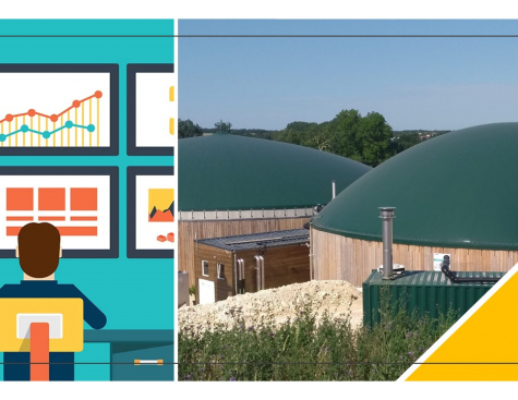 Call for innovative solutions for online monitoring of biogas plants