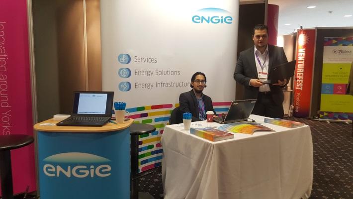 ENGIE UK at Venturefest