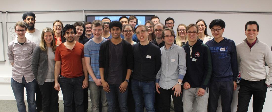 University of Edinburgh Hackathon